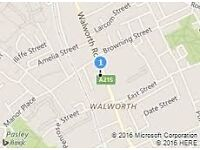Looking for a cheap single/double room in a shared house that accepts DSS in SE17 OR NEAR