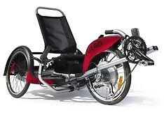 Vélo électrique à 3 roue E-Swego 250
