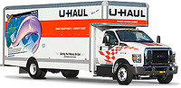 U-Haul Rentals in New Waterford, Glace bay, and area