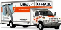 U-Haul booked - need anything moved to Edmonton?