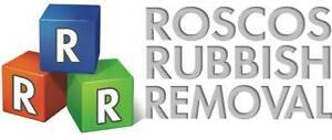 ROSCOS RUBBISH REMOVAL Bundall Gold Coast City Preview