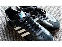 Men's Adidas samba classic size 10 used