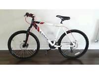 Apollo evade mountain bike , latest model, nearly new