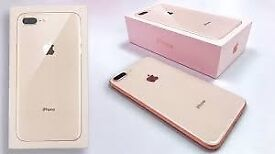 APPLE IPHONE 8 PLUS 256GB UNLOCKED TO ALL NETWORKS