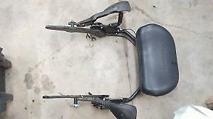 2002 POLARIS 600 CLASSIC TOURING BACKREST