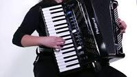 LEARN TO PLAY THE ACCORDION - IT'S BACK!