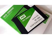 WD GREEN 120GB SSD SOLID STATE DRIVE - NEW