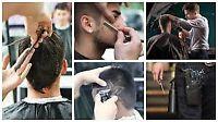 Chaise pour barbier à louer