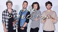 FOUR TICKETS TOGETHER FOR ONE DIRECTION SEPTEMBER 9TH