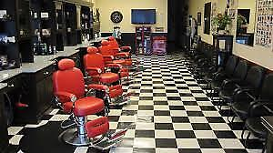 Barber Shop Space to Rent