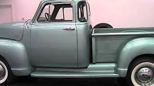 WANTED   1948-1954 chev 5 window cab