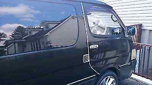 Toyota Hiace 1991Super Custom (Project)