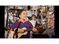 Latin singer wanted