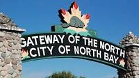 Rideshare - North Bay to Toronto - Tues or Wed Oct 25 or 26
