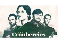 THE CRANBERRIES BRIDGEWATER HALL 28TH MAY
