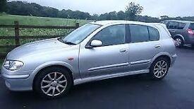2003 Nissan Almera Sport+