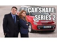 2 tickets to see Peter Kay's Car Share Series 2 Premier with live appearance by Peter Kay