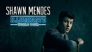 Shawn Mendes in Montreal PRIVATE LOGE Monday August 14th 2017