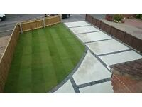 block paving. flagging. turfing. fencing. decking. rubbish removal. driveways. patios. 07795022471