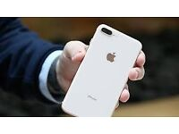 i phone 8 plus,64 gb, brand new in sealed box, unlocked £685.00