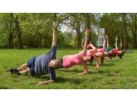 Outdoor fitness in Grovelands Park (military-style fitness) - Tuesday mornings - FREE