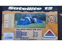 Wynnster satellite 12 man tent