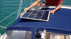 Solar & Wind for Your Boat!