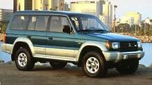 Mitsubishi Pajero 2.8LT Turbo Diesel 1995 - 1999 Mile End West Torrens Area Preview