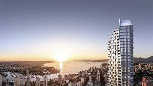 ONE BURRARD PLACE ONE BEDROOM ASSIGNMENT FOR SELL