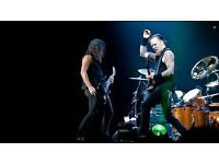1 Metallica ticket for 30th October Birmingham Genting Arena GREAT SEAT! Ticket will be posted RMSD