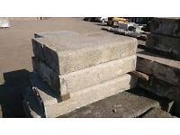 Reclaimed Granite Coping