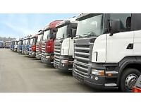 Commercial vehicle parking storage lorry and truck parking and storage