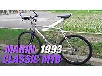 Retro Marin Mountain Bike Wanted.