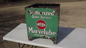 WANTED OIL/GAS  RELATED ITEMS