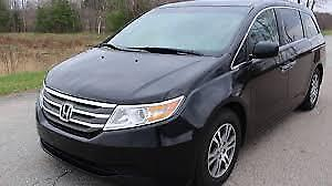 2011 Honda Odyssey LOW KMS!!