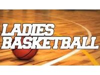 LOOKING FOR WOMENS BASKETBALL PLAYERS IN CANARY WHARF