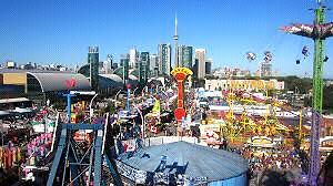 CNE The National Exhibition Family Pass