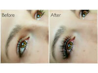 Eyelash Extensions, Gorgie