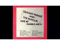 Graham Parker & The Rumour - 'Live' at Marble Arch