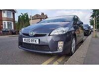 Toyota Prius PCO hire uber ready 2010 rent now