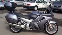 Yamaha FJR1300 and $2000 accessories
