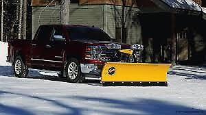 SALE FISHER SNOW PLOWS - $250 OFF INSTALL