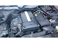 mercedes m271 c180 engine for supply and fit 12 months warranty call us for any info