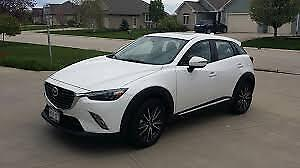2017 Mazda CX-3 GS SUV, Crossover - LEASE TAKE OVER