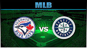 Blue Jays vs Mariners (Sunday August 5th - 1pm)