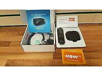 NOW TV BOX (Brand New) with 3 months FREE pass