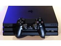 PS4 500GB + 2 Controllers + Camera + 9 Games SWAP for XBOX ONE + 2 Controllers + Camera