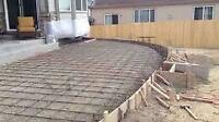 Concrete Cement 30 years Experience call Tony 705 209 6110