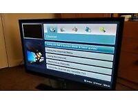 Samsung PS43E450A1W 720p HD Plasma TV digital freeview