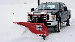Snow Plowing/ Snow Removal Services